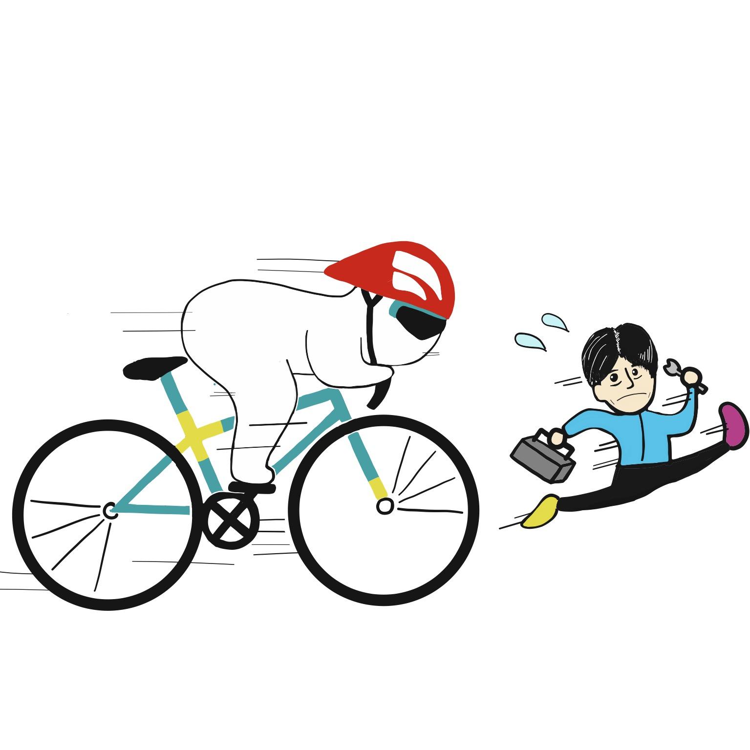 ビチクレッタ・ホッタの自転車工房