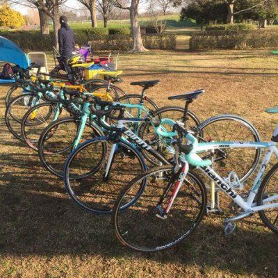ロードバイクイベントに参戦!!@彩湖