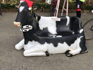 牛の座りもの