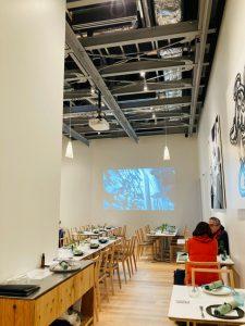 角川ミュージアム、レストランやカフ