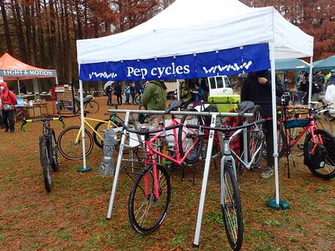 PEPの自転車
