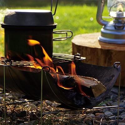 キャンプ飯 朝食編