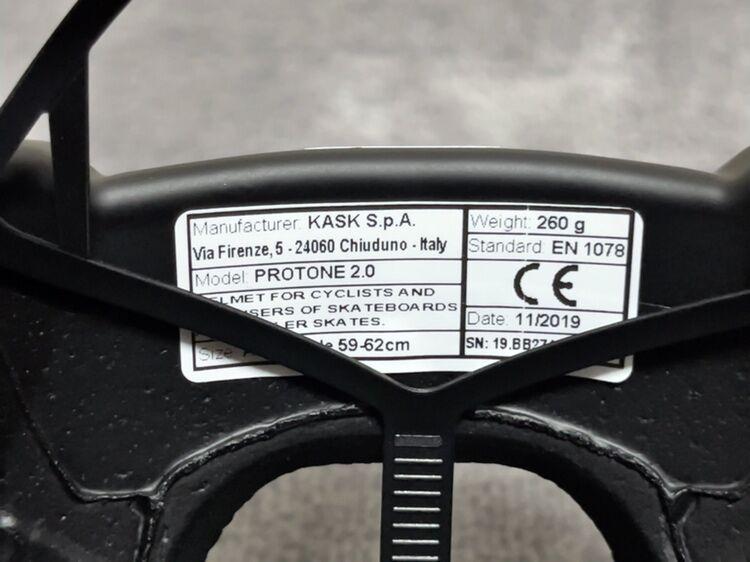 ヘルメットのチェックポイント
