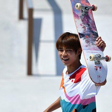 スケートボード、オリンピック
